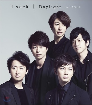 Arashi (아라시) - I Seek/Daylight (49번째 싱글 앨범 / 통상판)