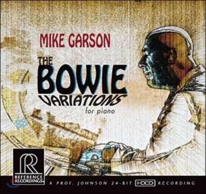 Mike Garson (마이크 가슨) - The Bowie Variations