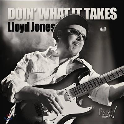 Lloyd Jones (로이드 존스) - Doin` What It Takes