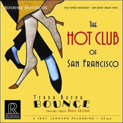 The Hot Club Of San Francisco (핫 클럽 오브 샌프란시스코) - Yerba Buena Bounce