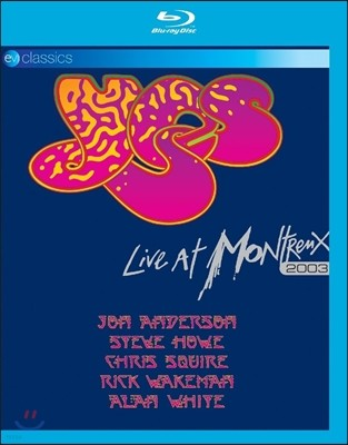 YES (예스) - Live at Montreux 2003