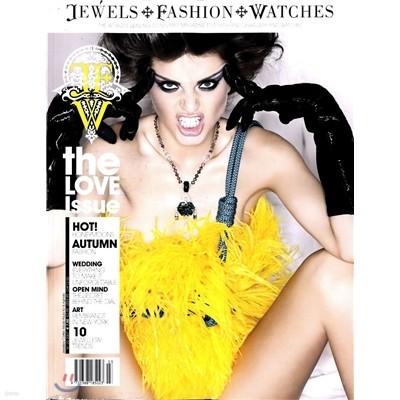 [정기구독] JF-W (Jewels Fashion & Watches) (반간)