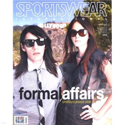 [정기구독] Sportswear International (격월간)