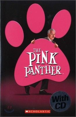 Scholastic ELT Readers Level 2 : The Pink Panther (Book & CD)