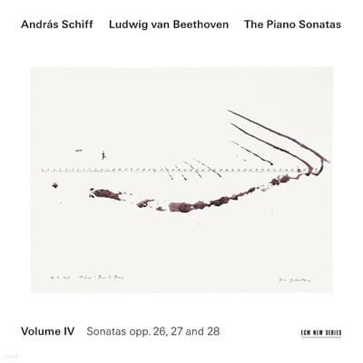 Andras Schiff 베토벤: 피아노 소나타 4집 (Beethoven: Piano Sonatas Nos.12 13 14 15) 안드라스 쉬프