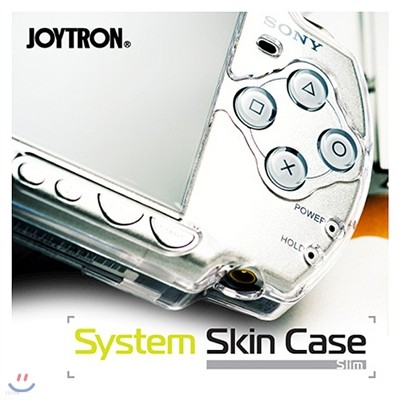 [PSP2005]조이트론 시스템 스킨케이스 슬림(PSP 신형)