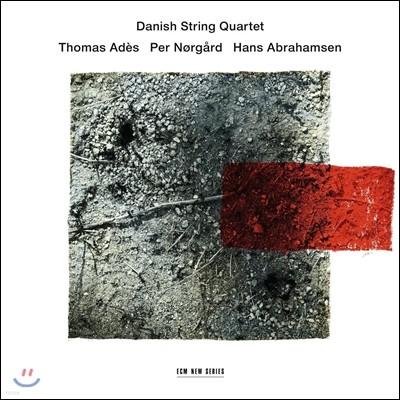 Danish String Quartet 현악 사중주집 - 토마스 아데: 아카디아나 / 페르 뇌르고르: 1번 콰르테토 브레베 / 한스 아브라함센: 1번 10개의 전주곡 (Thomas Ades / Per Norgard / Hans Abrahamsen)