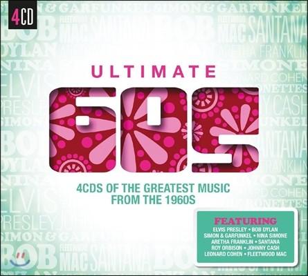 모두가 사랑하는 60년대 팝 명곡 모음집 (Ultimate 60s : 4CDs Of The Greatest Music From The 1960s)