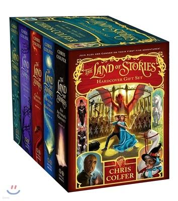 [쿠폰가 70,900원] The Land of Stories Hardcover Gift Set