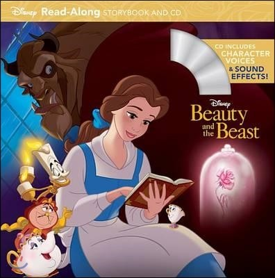 Disney Beauty and the Beast Read-Along Storybook and CD