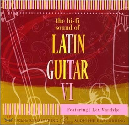 Lex Vandyke (렉스 반다이크) - The Hi-Fi Sound of Latin Guitar VI (라틴 기타의 하이파이 사운드 6집)