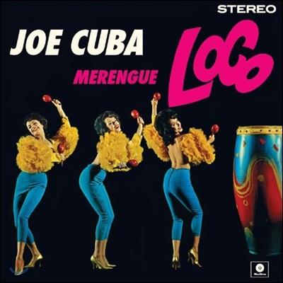 Joe Cuba (조 쿠바) - Merengue Loco [Limited Edition LP]