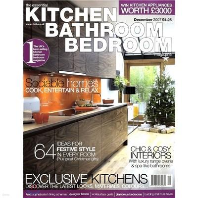 [정기구독] The Essential Kitchen Bathroom & Bedroom (월간)
