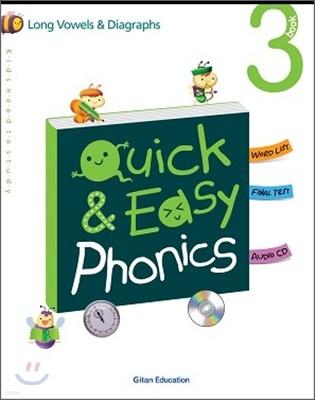 Quick & Easy Phonics 퀵 앤 이지 파닉스 3