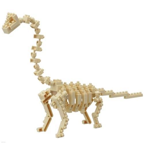 나노블럭 - 브라키오사우루스 Brachiosaurus (140pcs) NBC-114