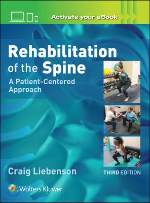 Rehabilitation of the Spine, 3/E