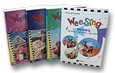 Wee Sing DVD Package 2�� - ��������/ ĵ�𵿻�/ �뷡�ϴ� ��