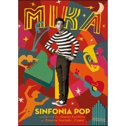 Mika (��ī) - Sinfonia Pop [2CD+DVD]