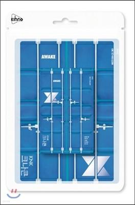 크나큰 (KNK) - 미니앨범 1집 : Awake [스마트 뮤직카드(키노 카드 에디션)]