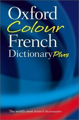 Oxford Colour French Dictionary Plus, 3/e