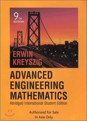 [Kreyszig]Advanced Enginering Mathematics, 9/E
