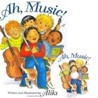 [��ο�]Ah, Music! (Paperback & CD set)