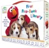 Elmo's World First Flap-Book Library Boxed Set