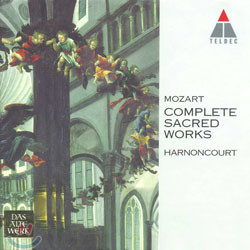Mozart : Complete Sacred Works : Harnoncourt