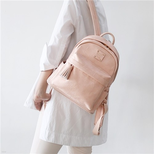 [NEW] NUEVO MINI OFFICE LEATHER BACKPACK