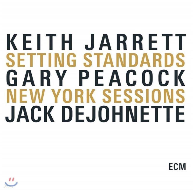 Keith Jarrett Trio - Setting Standars New York Sessions