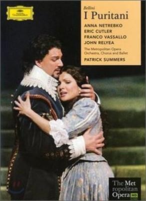 Anna Netrebko 벨리니 : 청교도 (Bellini: I Puritani) 안나 네트렙코