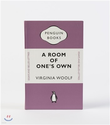 Penguin Notebook : A Room of One's Own (Violet)