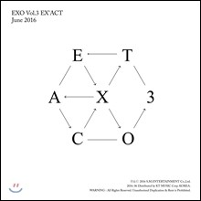 ���� (EXO) 3�� - EX'ACT [Korean Ver.]