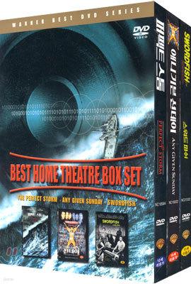 홈시어터 박스세트 (스워드 피쉬 + 애니기븐 선데이 + 퍼펙트 스톰) Home Theatre Box Set