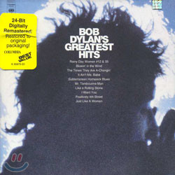 Bob Dylan's - Greatest Hits