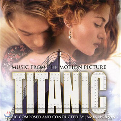 Titanic (타이타닉) OST (Album Produced by James Horner)