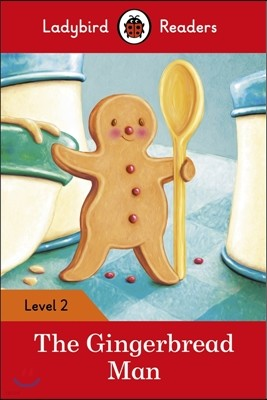 Ladybird Readers G-2 SB The Gingerbread Man