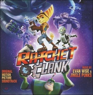 Ratchet & Clank O.S.T. (라쳇 앤 클랭크 : 슈퍼 콤비의 탄생 애니메이션 사운드트랙)