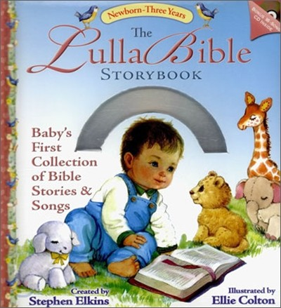 The Lulla Bible : Storybook