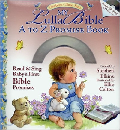 My Lulla Bible : A to Z Promise Book
