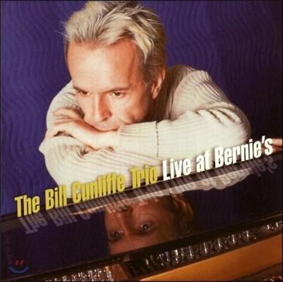 Bill Cunliffe (빌 컨리프) - Live at Bernie's (라이브 앳 버니스)