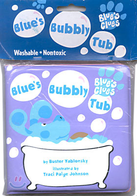 (Blue's Clues) Blue's Bubbly Tub