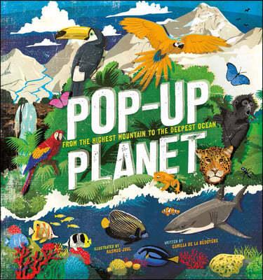 Pop-Up Planet