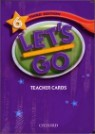 [3��]Let's Go 6 : Teacher Cards