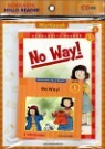 Scholastic Hello Reader Level 1-20 : No Way! (Book+CD+Workbook Set)