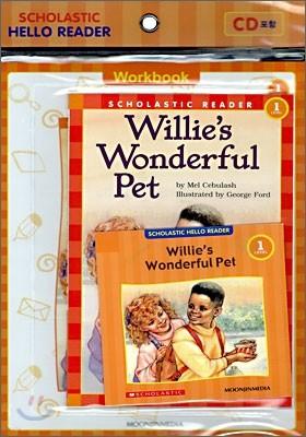 Scholastic Hello Reader Level 1-39 : Willie's Wonderful Pet (Book+CD+Workbook Set)