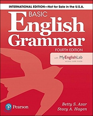 Basic English Grammar : Student Book + MyLab English, 4/E
