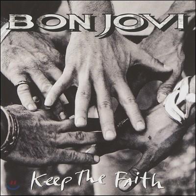 Bon Jovi (본 조비) - 5집 Keep The Faith [2LP]