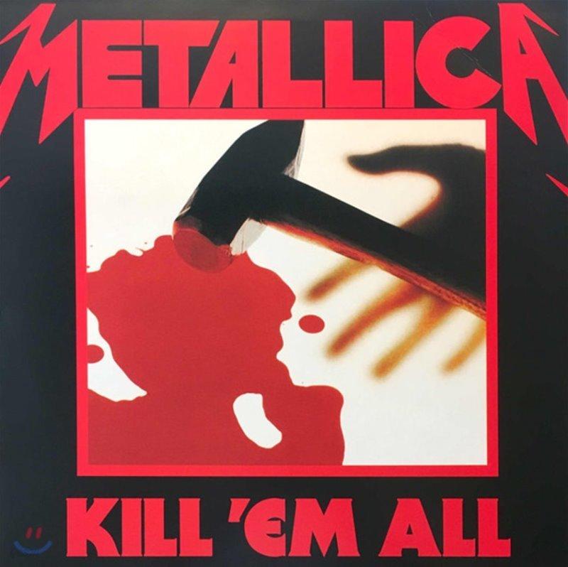 Metallica (메탈리카) - Kill 'em All [2016 Remastered LP]