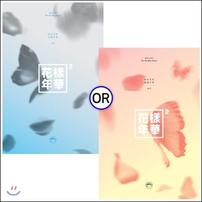 방탄소년단 (BTS) - 미니앨범 4집 : 화양연화 Pt.2